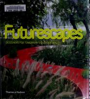Cover of: Futurescapes | Richardson, Tim