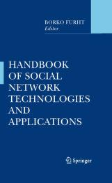 Cover of: Handbook of Social Network Technologies and Applications