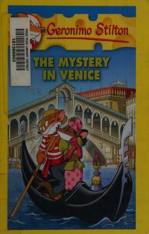 Cover of: Geronimo Stilton The Mystery in Venice by